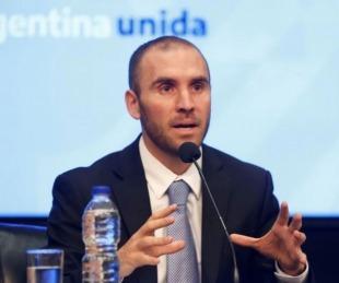 foto: Guzmán dará conferencia de prensa por la Sostenibilidad de la Deuda