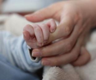 foto: La beba que contrajo leishmaniasis será trasladada al Garrahan