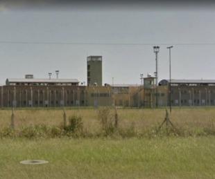 foto: La insólita protesta de un preso en Santa Fe: se tragó una bala