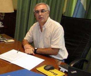 foto: El ministro Anselmo será recibido mañana por su par nacional Basterra
