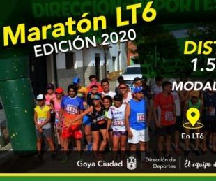 foto: Se viene una nueva edición del gran maratón LT6