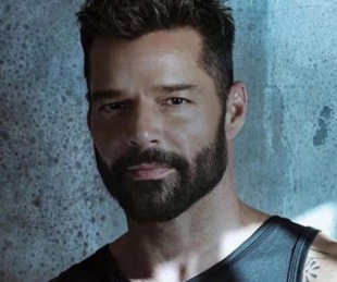 foto: Ricky Martin estrenó