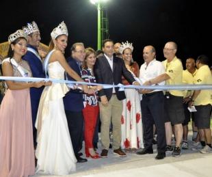 foto: Valdés encabezará la presentación del Carnaval de Corrientes 2020