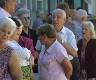 foto: Jubilados recibirán