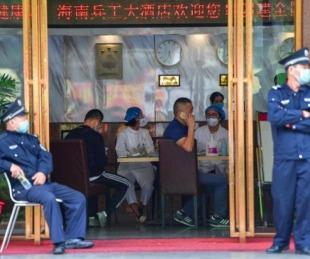 foto: China elevó a 56 la cifra de muertos por el coronavirus