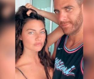 foto: Sofía se enteró que en vivo que su novio tuvo un encuentro con Pata Villanueva