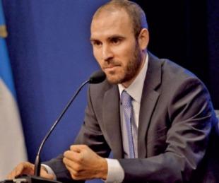 foto: El FMI tras el encuentro con Guzmán:
