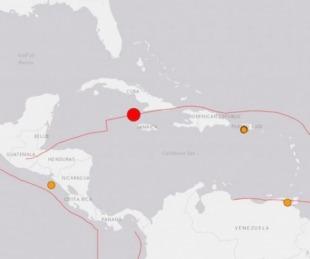 foto: Por un sismo de 7,7º, evacuaron edificios en Miami, Cuba y Jamaica