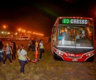 foto: Disponen de colectivos gratuitos para los carnavales oficiales