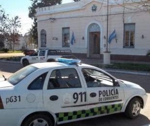 foto: Encapuchados atacaron y robaron a una mujer en  Monte Caseros