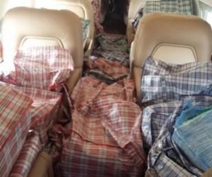foto: México: incautaron una tonelada de cocaína proveniente de Argentina