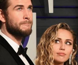 foto: Miley Cyrus y Liam Hemsworth concluyeron su divorcio