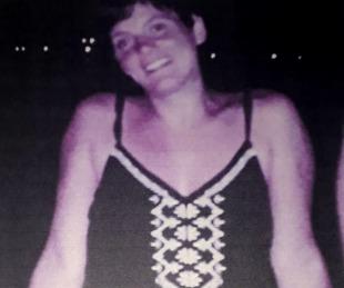foto: Buscan intensamente a una mujer de 32 años desaparecida