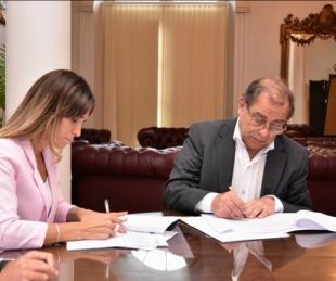 foto: Corrientes y Buenos Aires firmaron convenio para potenciar el turismo