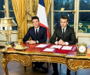 foto: Elecciones en París: Por escándalo sexual, se bajó un candidato