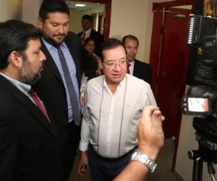 foto: Ordenan prisión preventiva para ex presidente de Cámara de Diputados