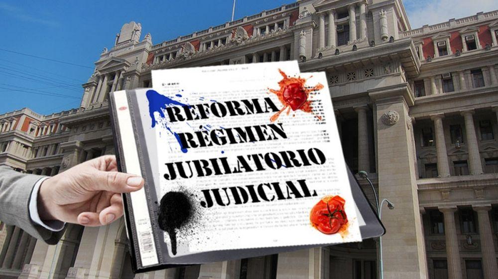 foto: Críticas y demandas judiciales por los cambios jubilatorios