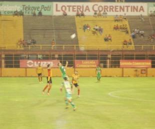 foto: Boca Unidos cayó ante Unión de Sunchales en Corrientes