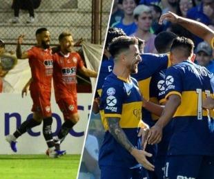 foto: Boca visita a Central Córdoba para seguir en la pelea por el título