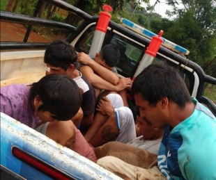 foto: Demoraron a 11 personas por incidentes y violencia vecinal