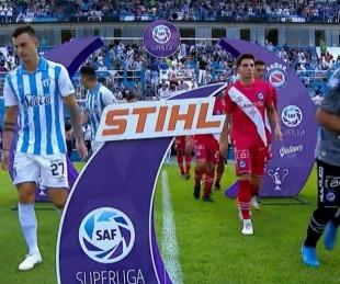 foto: Argentinos Juniors se impuso ante Atlético Tucumán y da pelea