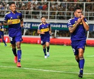 foto: Boca goleó a Central Córdoba y no se baja de la pelea por la Superliga