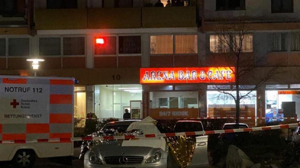 foto: Atacaron a tiros un bar árabe y hay al menos ocho muertos