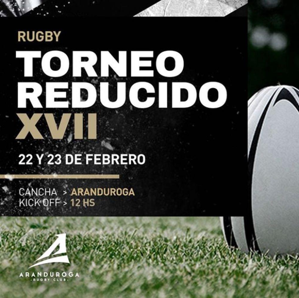 foto: Se jugará el Torneo Reducido de Rugby este fin de semana
