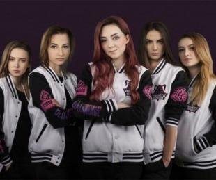 foto: Expulsaron a un equipo femenino de gamers por