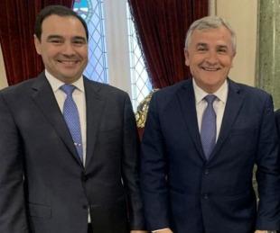 foto: El Gobernador de Jujuy llegará el domingo a Corrientes