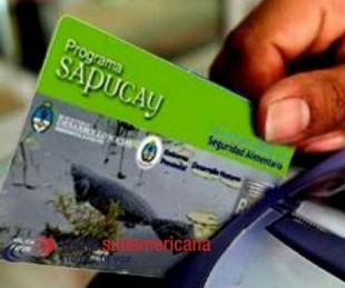 foto: Desde hoy se encuentran habilitadas las Tarjetas Sapucay