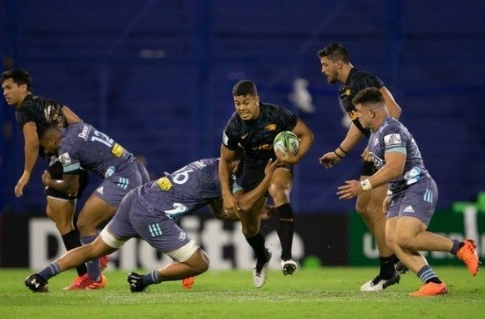 foto: Los Jaguares juegan en Sudáfrica ante Stormers por el Súper Rugby