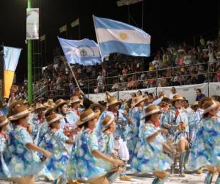 foto: Comparsas del Interior sumarán su brillo a el Carnavales de Corrientes