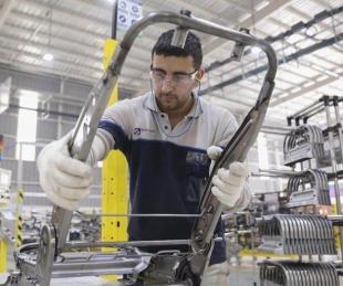 foto: La industria pyme cayó 0,3% en enero, la más leve en 20 años