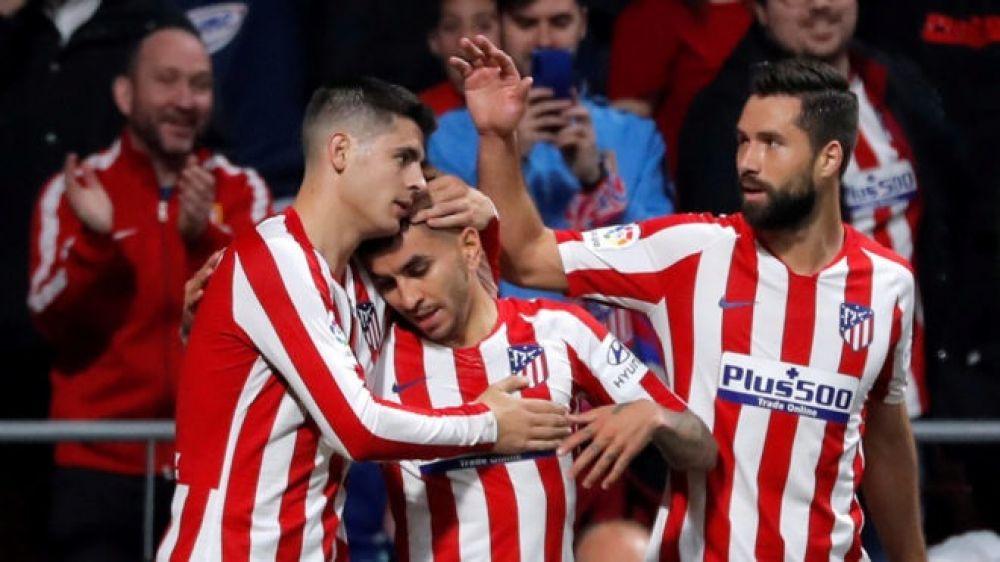 foto: El Atlético Madrid de Simeone ganó y se metió en zona Champions