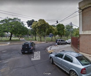 foto: Demoraron a cuatro sujetos con droga en el Parque Camba Cuá