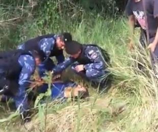 foto: Tras seis días atraparon al acusado de matar a Sonia Cerpa