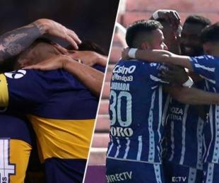 foto: Boca recibe a Godoy Cruz con la misión de ganar para presionar a River