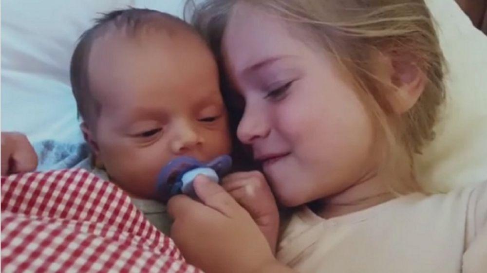 foto: El emotivo video de Zaira Nara junto a sus dos hijos