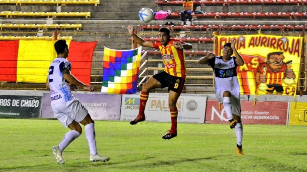 foto: Sarmiento de Resistencia le ganó a San Martín y es puntero