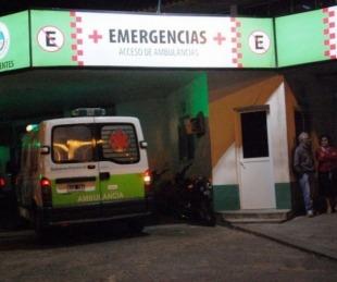 foto: Murió motociclista en Capital y un joven tras un vuelco en el interior