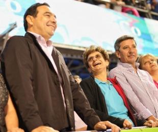 foto: Valdés junto a Embajadora de Israel promociona Carnaval de Corrientes