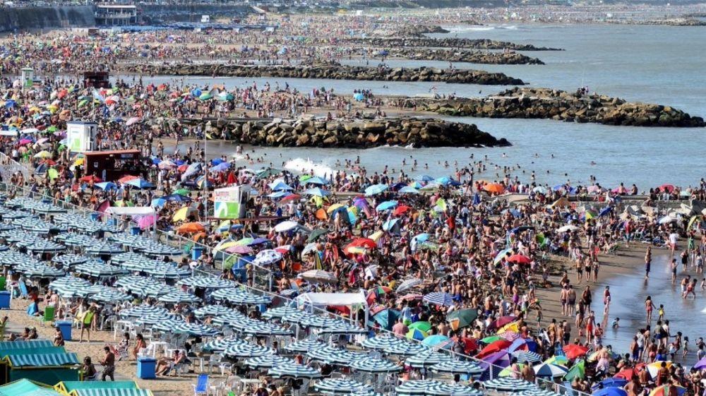 foto: Récord de turistas en el fin de semana largo de Carnaval