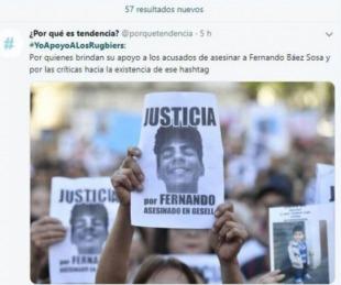 foto: #YoApoyoALosRugbiers: el polémico hashtag que indigna