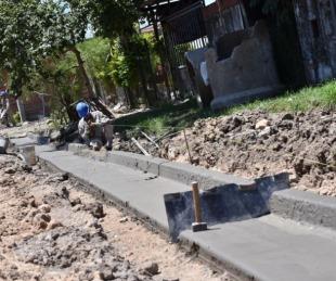 foto: Comuna continúa con obras previstas y construcción de nuevas plazas