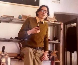 foto: Florencia Kirchner recordó a su padre en Instagram