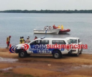 foto: Hallaron el cuerpo sin vida del niño desaparecido en el río Paraná