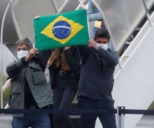 foto: El brasileño con coronavirus hizo una fiesta para 30 personas