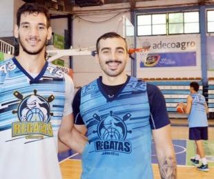 foto: Con Ramírez Barrios y Gallizzi, Regatas continúa su preparación