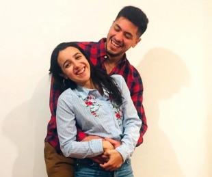 foto: Habló Sofía Lamarque, la novia de Braian Toledo, tras el fatal accidente